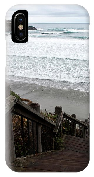Surf Stairway IPhone Case