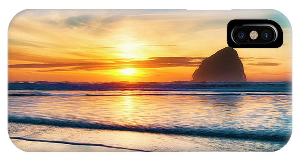 Surf Sunset IPhone Case