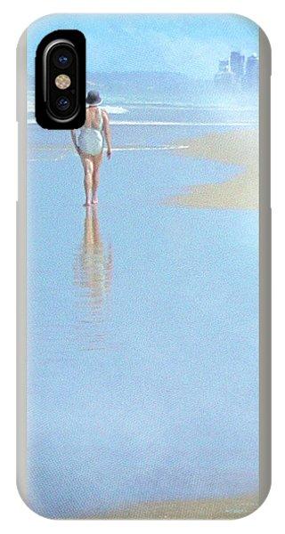 Surfers Paradise IPhone Case