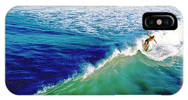 Surfs Up Daytona Beach IPhone Case