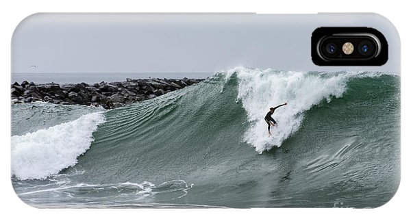 Surf's Up IPhone Case