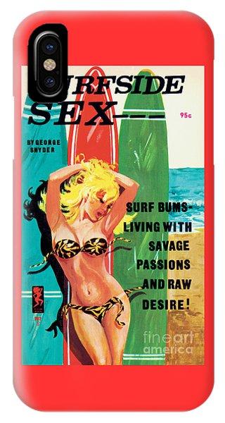 Surfside Sex IPhone Case