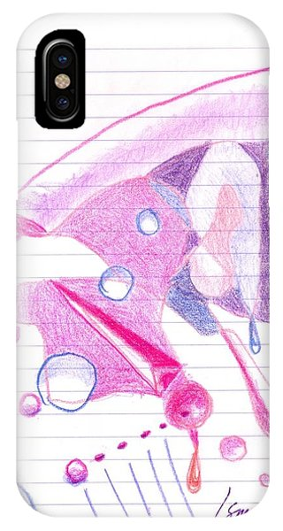 Surgeries 2008 - Abstract IPhone Case