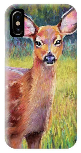 Surprise Encounter IPhone Case