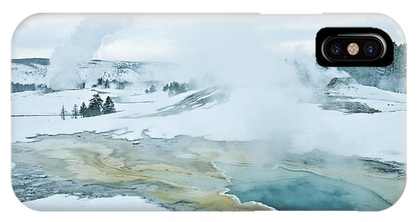 IPhone Case featuring the photograph Surreal Landscape by Gary Lengyel