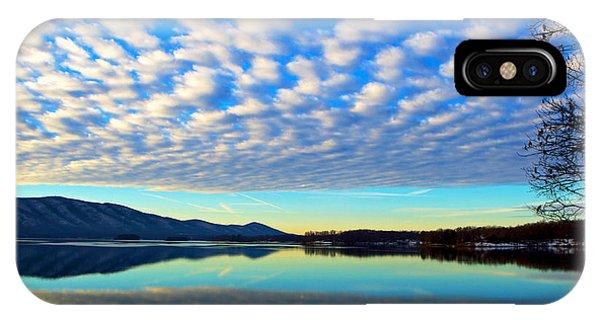 Surreal Sunrise IPhone Case