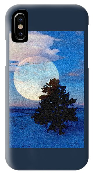 Surreal Winter IPhone Case