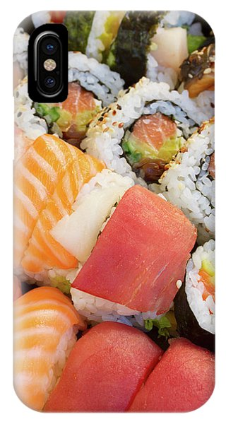 Sushi Dish IPhone Case