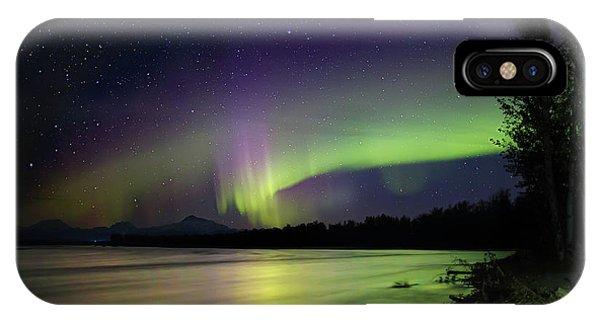 Susitna Glow IPhone Case
