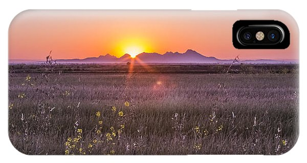 Sutter Buttes IPhone Case