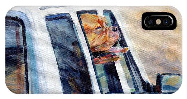 Mastiff iPhone Case - Suv Ammo by Kimberly Santini