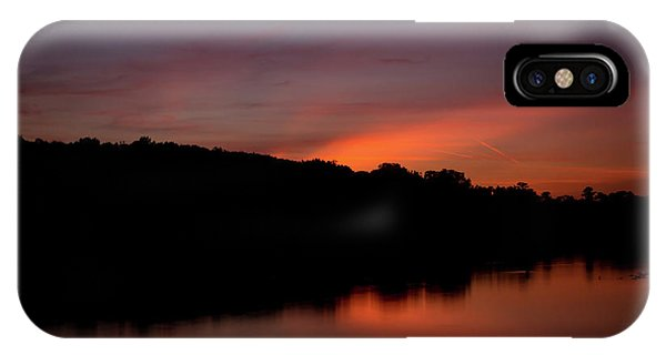 Suwannee Sundown IPhone Case