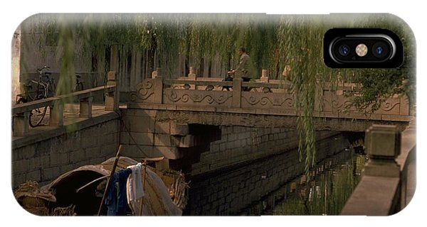 Suzhou Canals IPhone Case