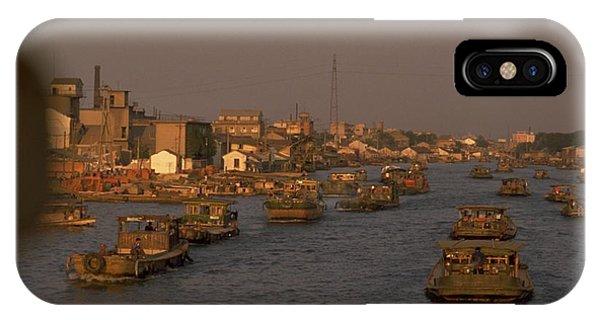 Suzhou Grand Canal IPhone Case
