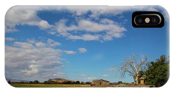 Sw Idaho Scenery IPhone Case