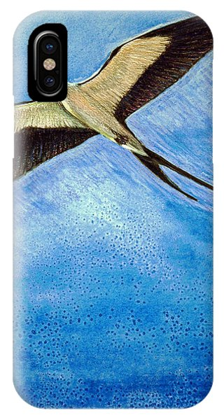 Swallowtail Sighting IPhone Case