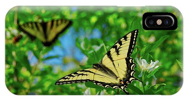 Swallowtails IPhone Case
