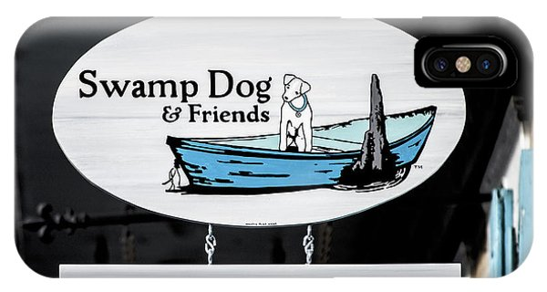 Swamp Dog And Friends IPhone Case