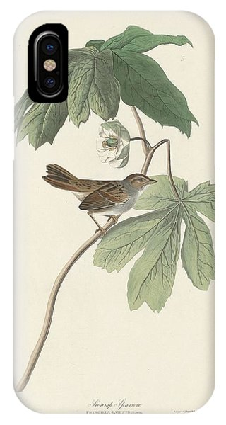 Swamp Sparrow IPhone Case
