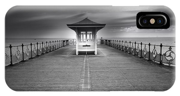Swanage iPhone Case - Swanage Pier by Smart Aviation
