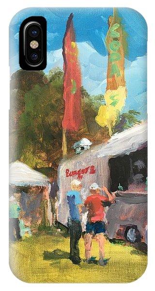 Swanky iPhone Case - Swanky Plank At Rippavilla by Susan Elizabeth Jones