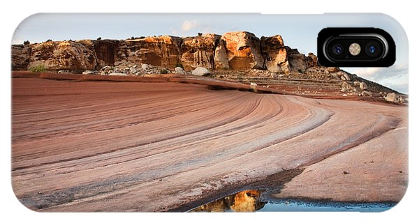 Sweeping Sandstone IPhone Case