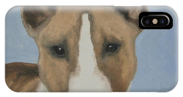 Sweet Bully Face IPhone Case