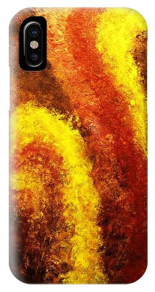 Sweet September IPhone Case