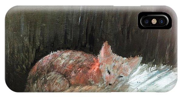 Sweet Slumber IPhone Case