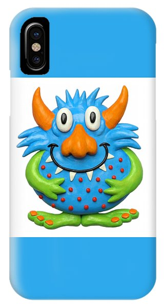Sweet Spotted Monster IPhone Case