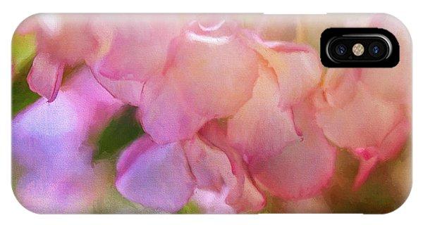 Shrub iPhone Case - Sweet Spring by Terry Davis