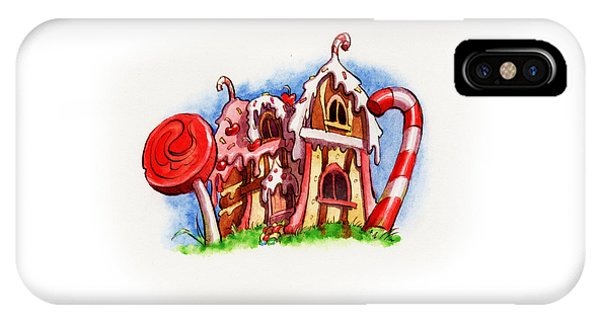 Sweety House IPhone Case
