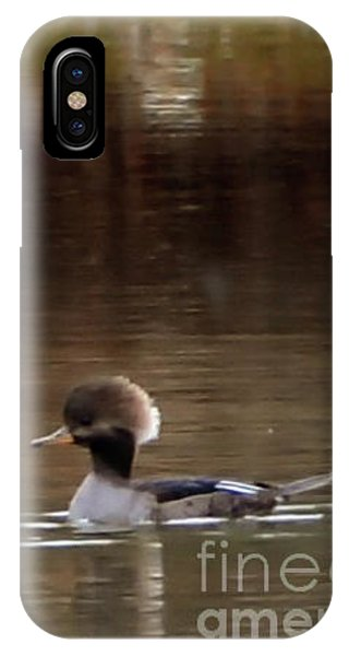 Swimming Alone IPhone Case