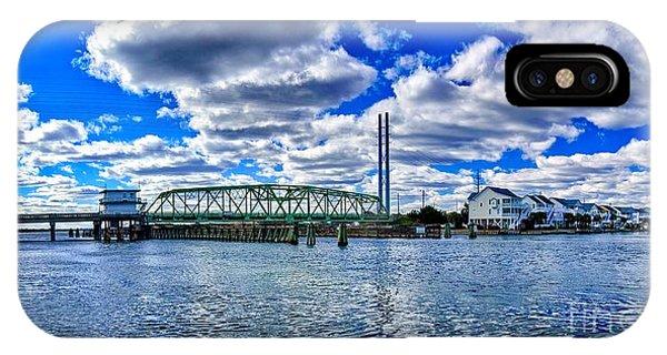 Swing Bridge Heaven IPhone Case