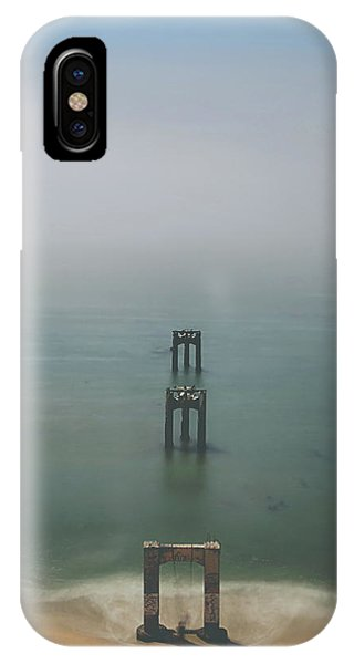 Swing Me To The Sky IPhone Case