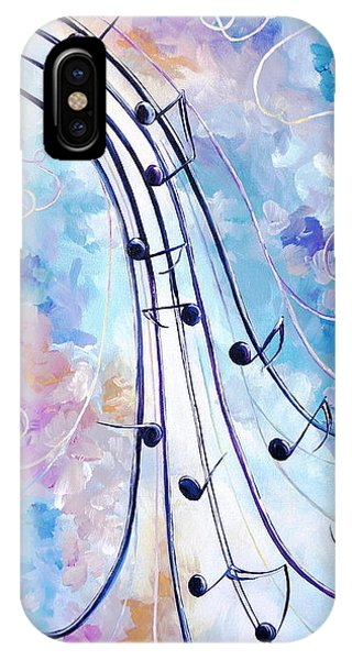 Swing To The Beat IPhone Case