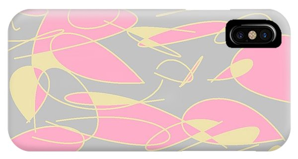 Swirl 3 IPhone Case