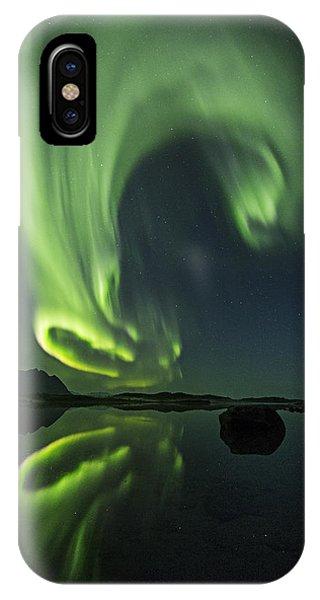 Swirl IPhone Case