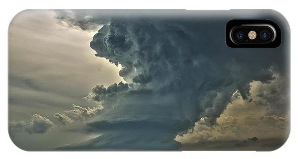 Swirling Skies IPhone Case