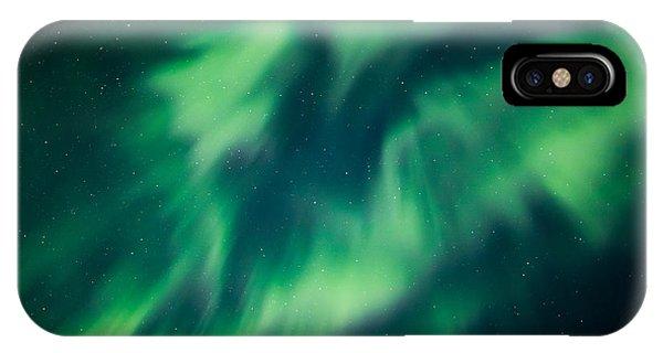 Swirls Of Light IPhone Case