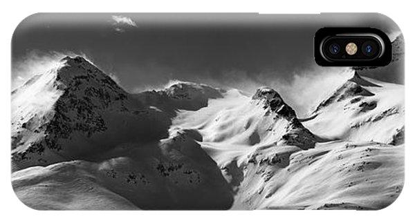 Swiss Alps IPhone Case