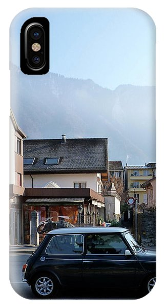 Swiss Mini IPhone Case