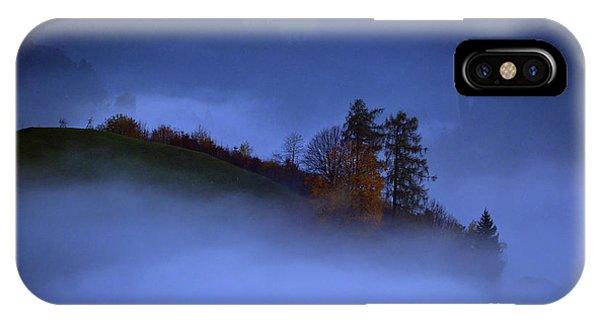 Switzerland Magical IPhone Case