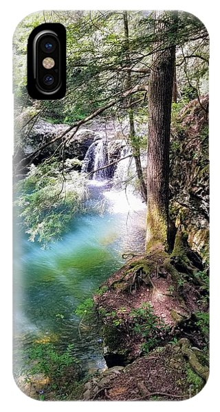 Sycamore Falls IPhone Case