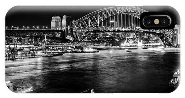 Sydney - Circular Quay IPhone Case