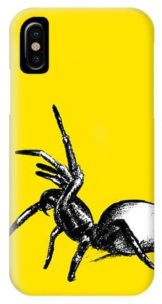 Sydney Funnel Web IPhone Case