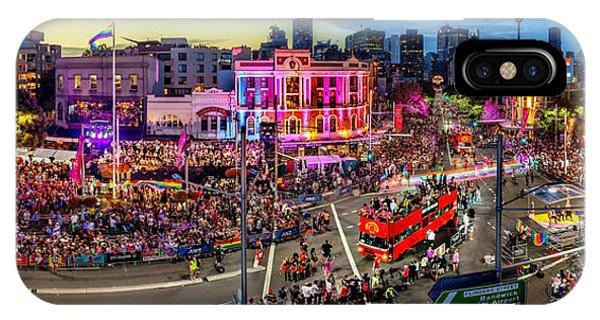 March iPhone Case - Sydney Gay And Lesbian Mardi Gras Parade by Az Jackson