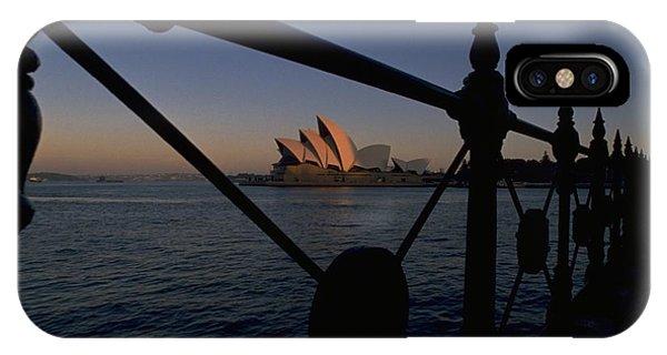 Sydney Opera House IPhone Case