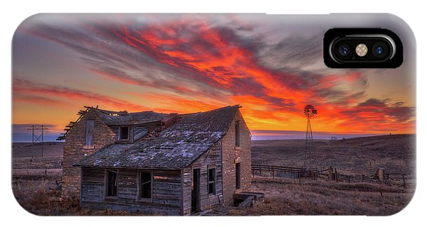 IPhone Case featuring the photograph Sylvan Grove Sunrise by Darren White