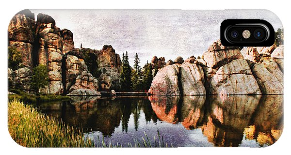 Sylvan Lake - Black Hills IPhone Case